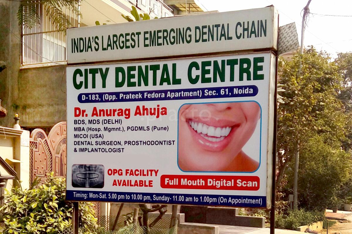Dentists in Noida Instant Appointment Booking View Fees