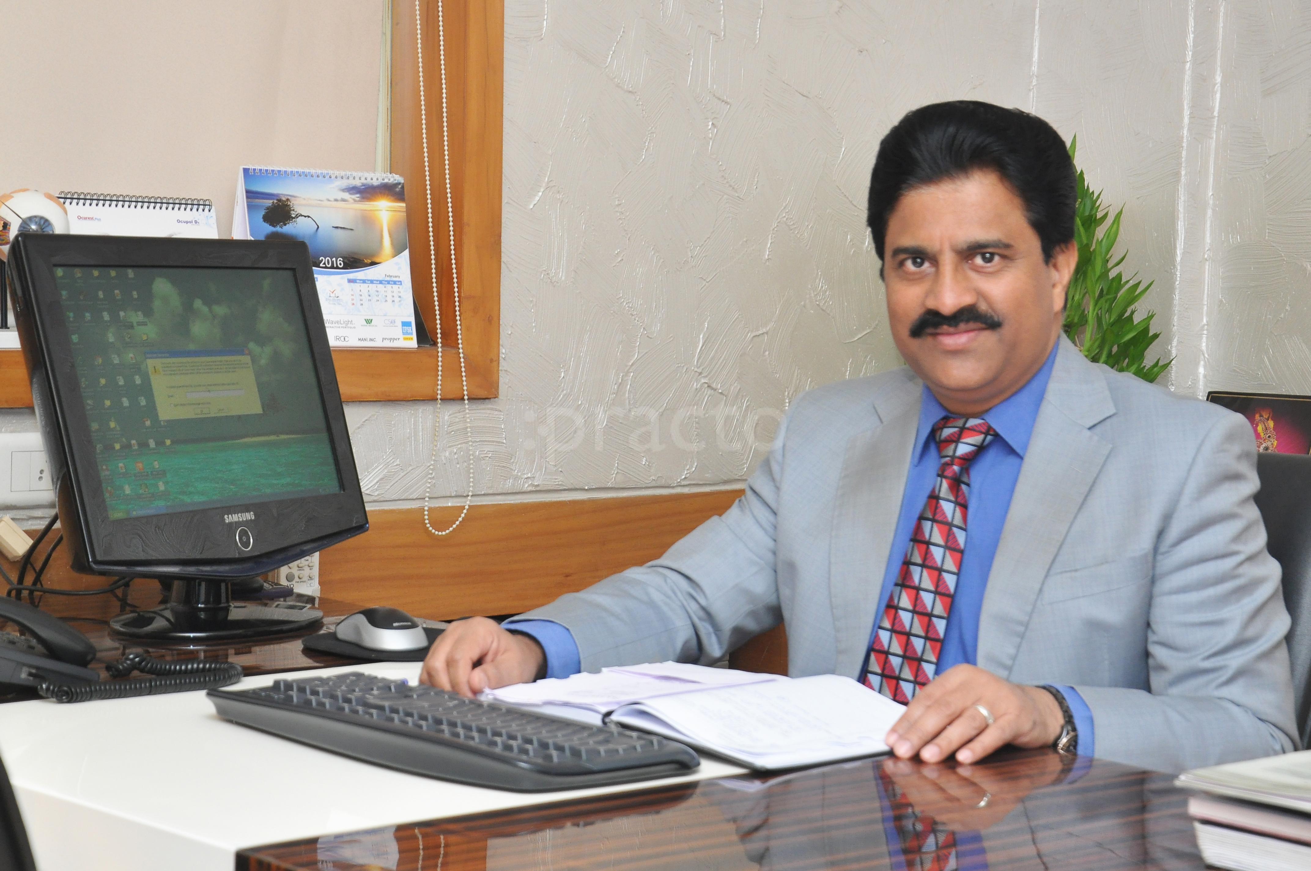 Dada Laser Eye Institute, Eye Clinic in Camp, Pune - Book