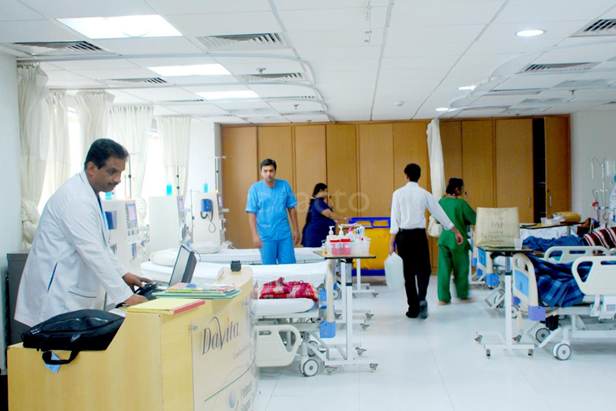 Dialysis Doctors In Bangalore - Instant Appointment Booking