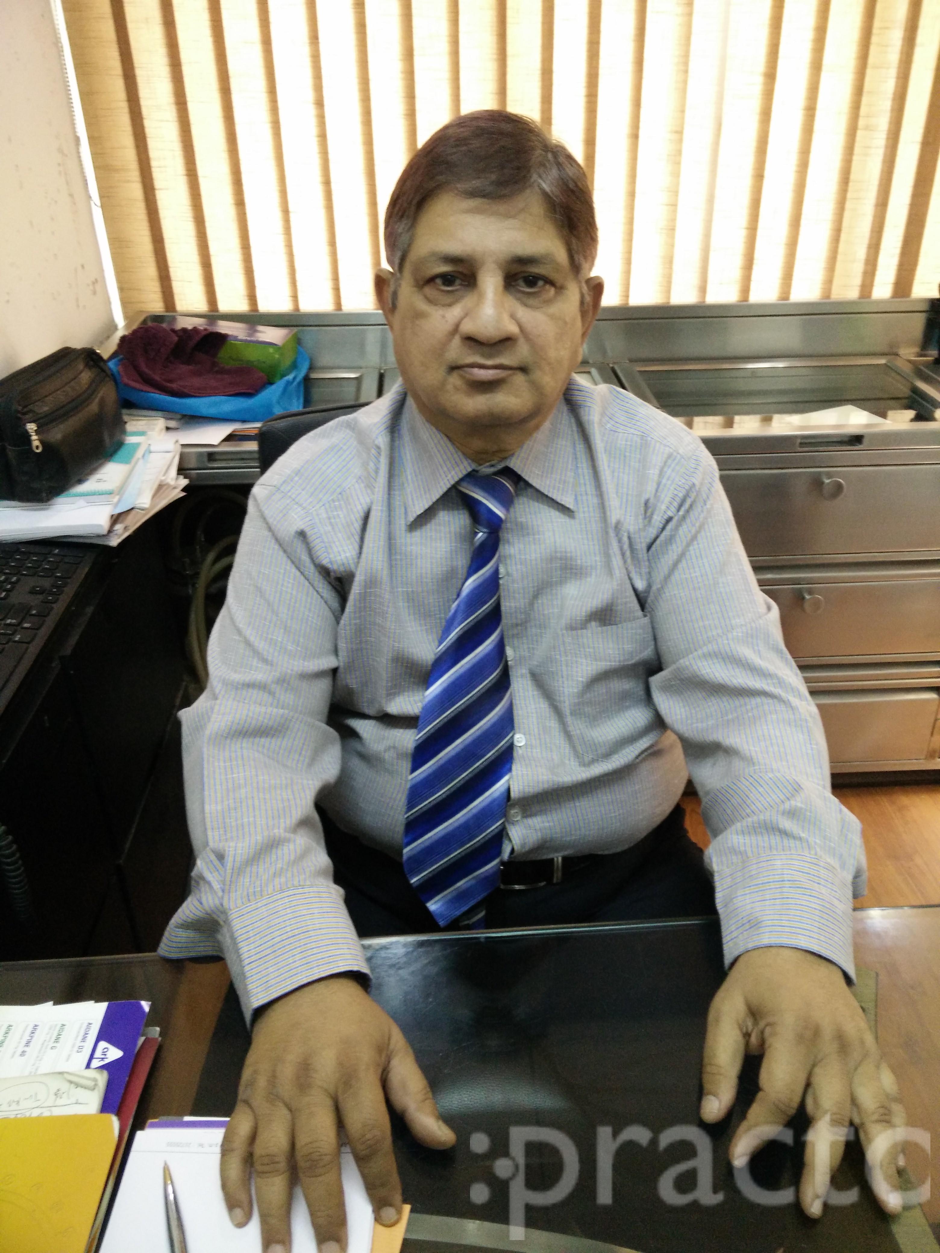 Dr. Dhanraj Khona - Ear-Nose-Throat (ENT) Specialist