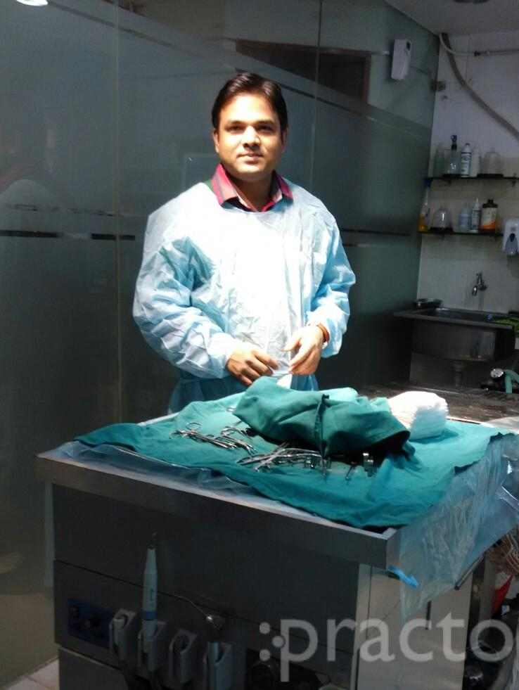 Dr. Dheerendra Kumar - Veterinary Surgeon