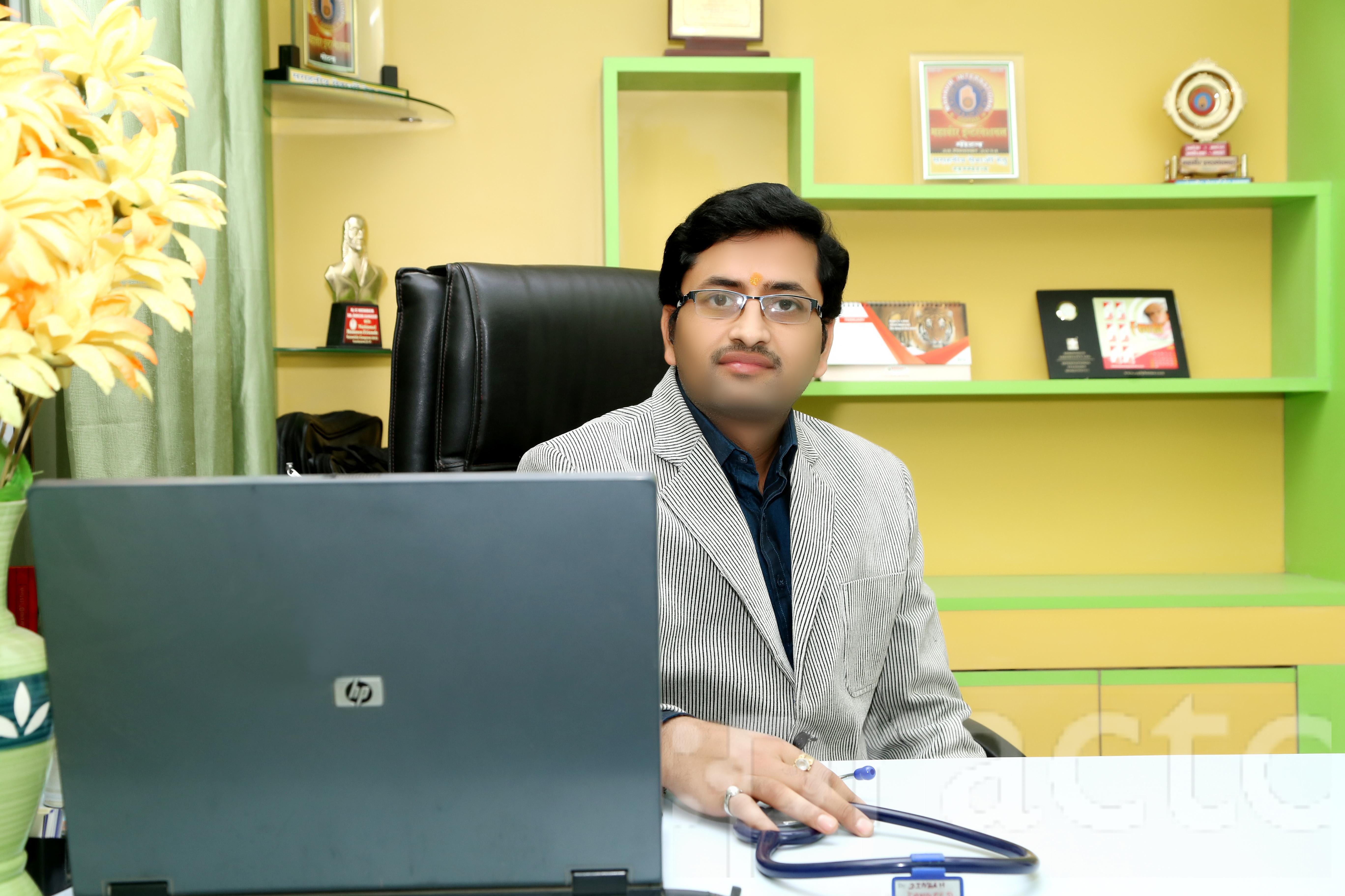 Dr. Dinesh Jangeed - Homoeopath