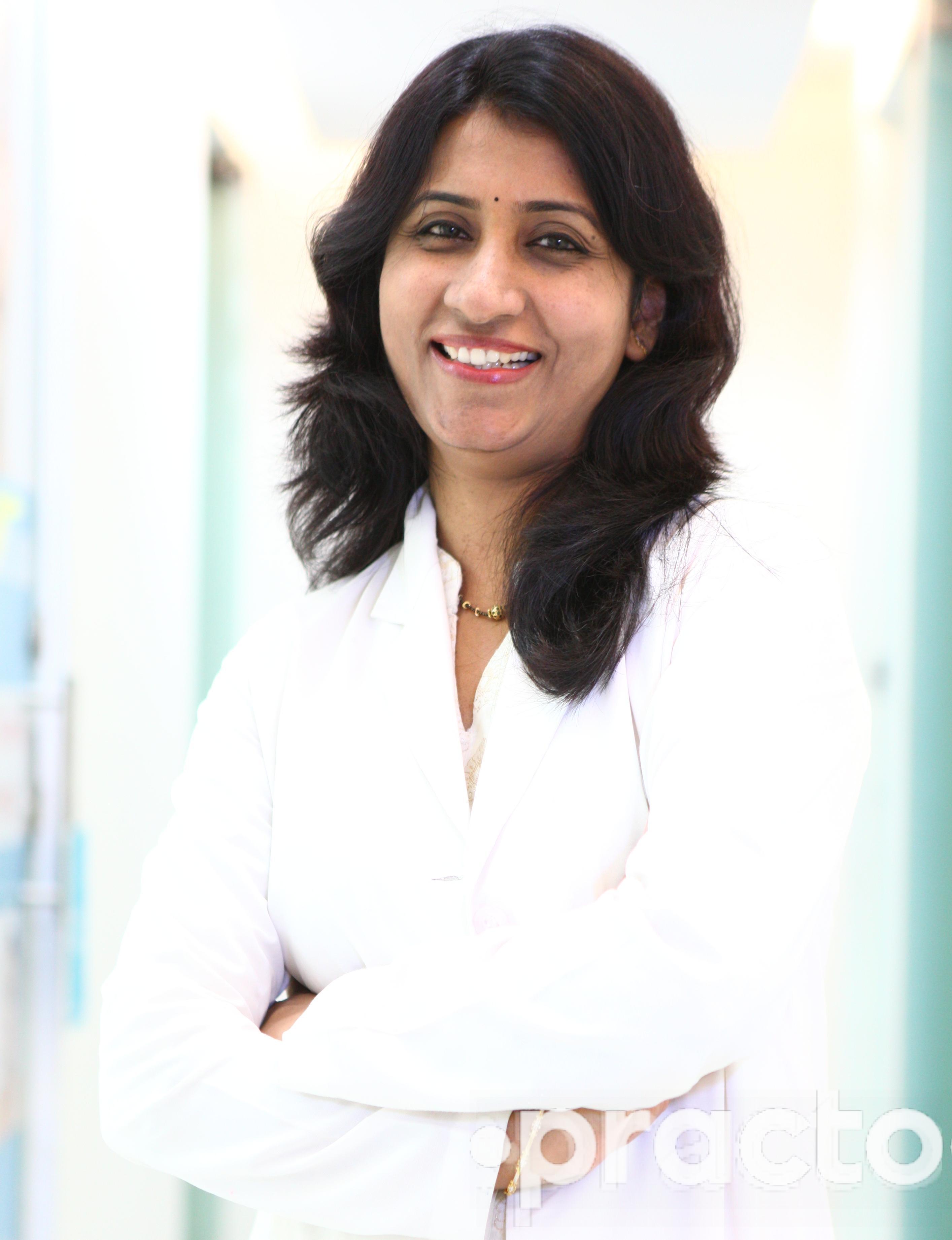 Dr. Meghana - Dermatologist