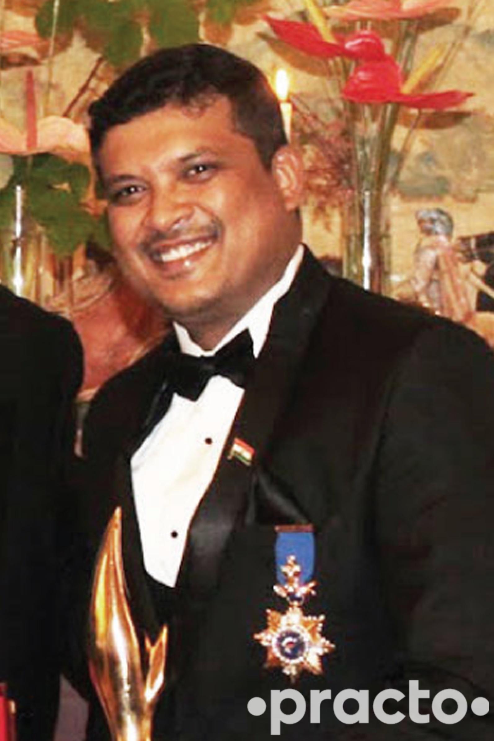 Dr. Gurudev. S