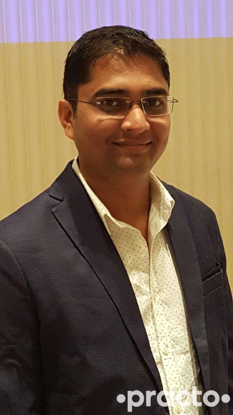 Dr. Hiren Patel - Dentist