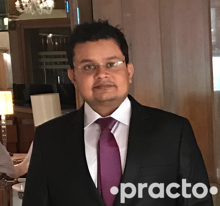 Dr. Sharad V. Kumar - Dentist