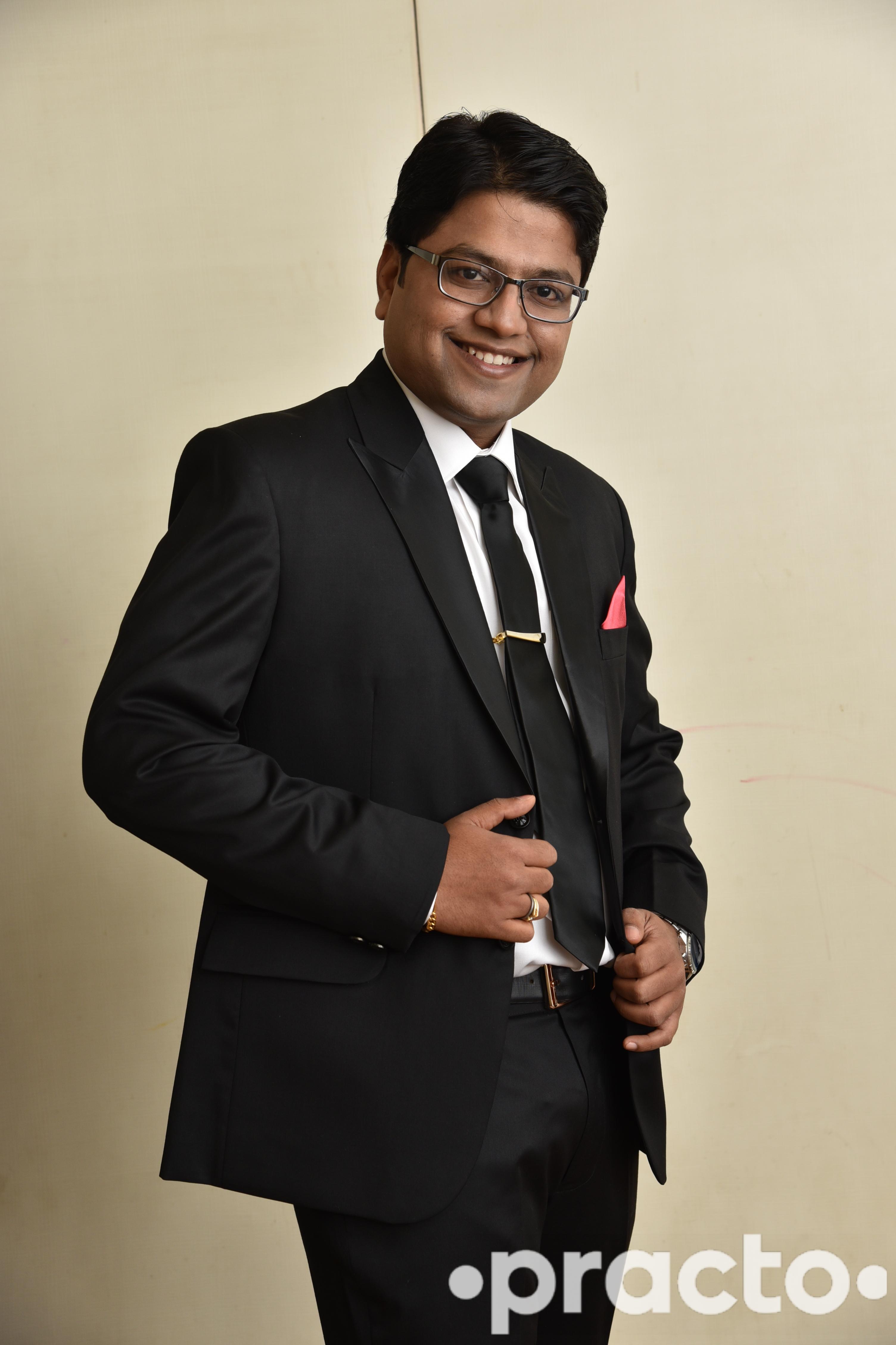 Dr. Darshan Sheth - Dentist