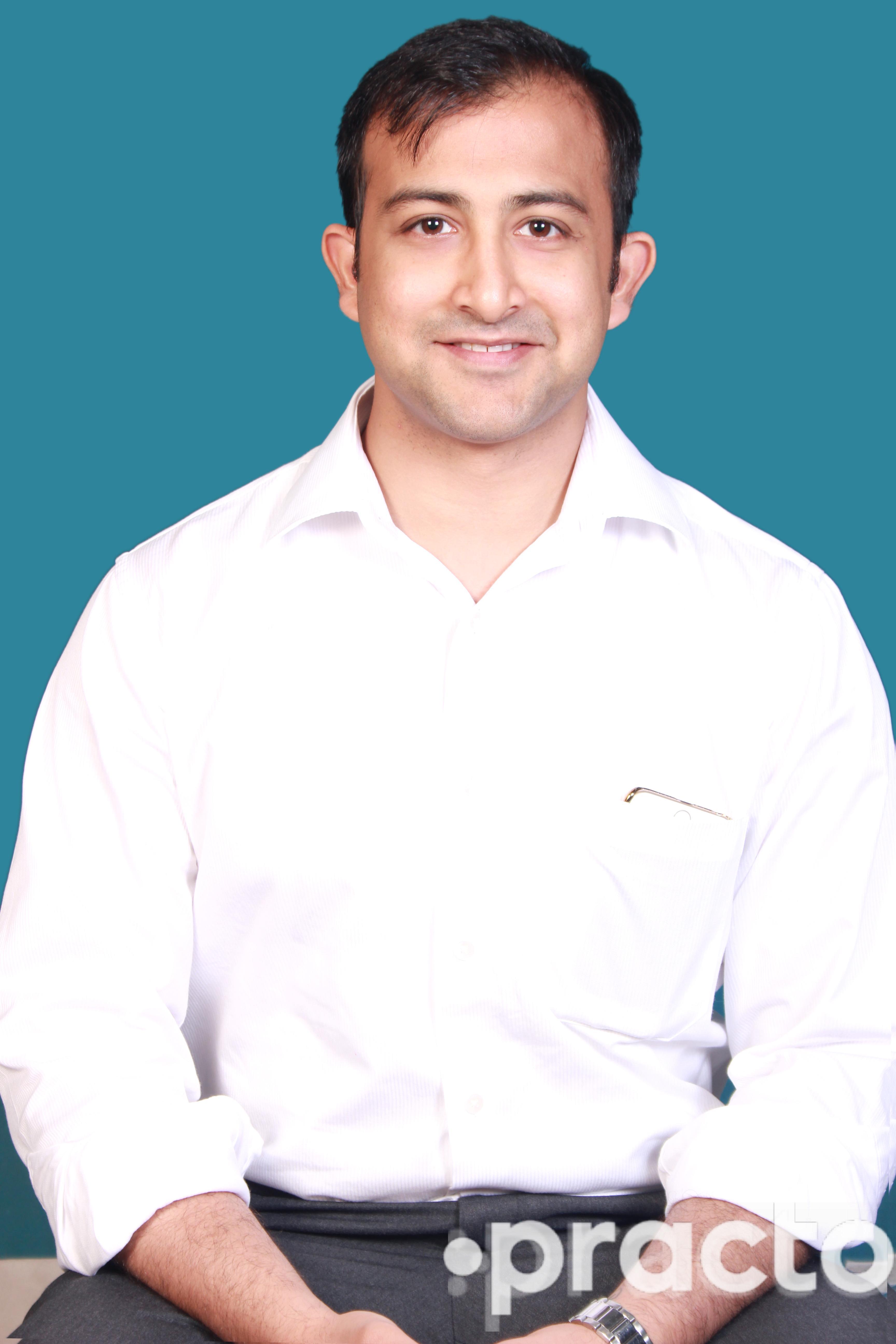 Dr. Abhishek Soni - Dentist
