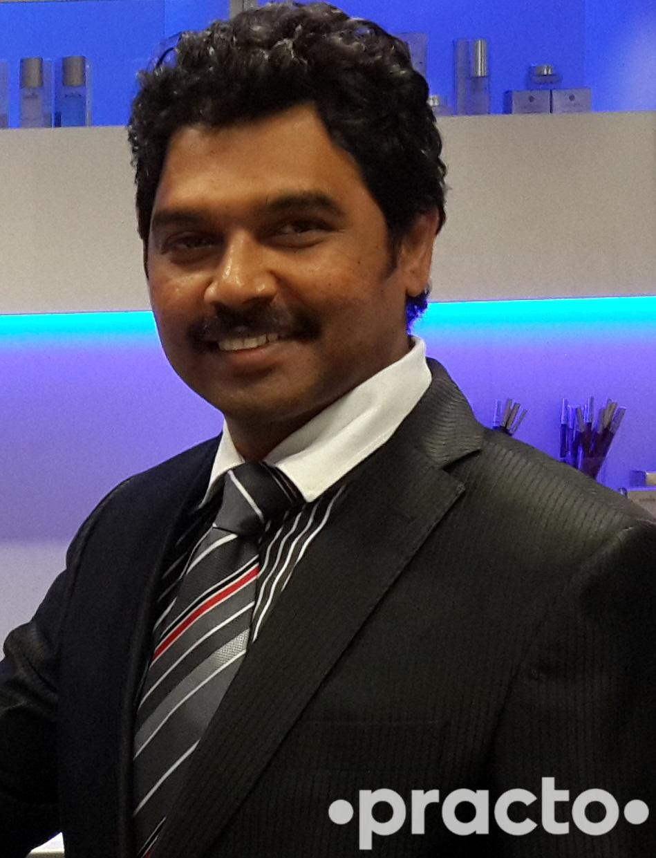 Dr. Sriprakash Vinnakota - Ear-Nose-Throat (ENT) Specialist