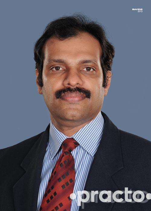 Dr. Shaji K Ayillath - Oncologist