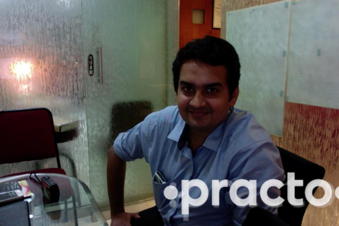 Dr. Mahesh Sonar - Dentist