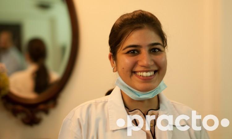 Dr. Ishita Grover - Dentist
