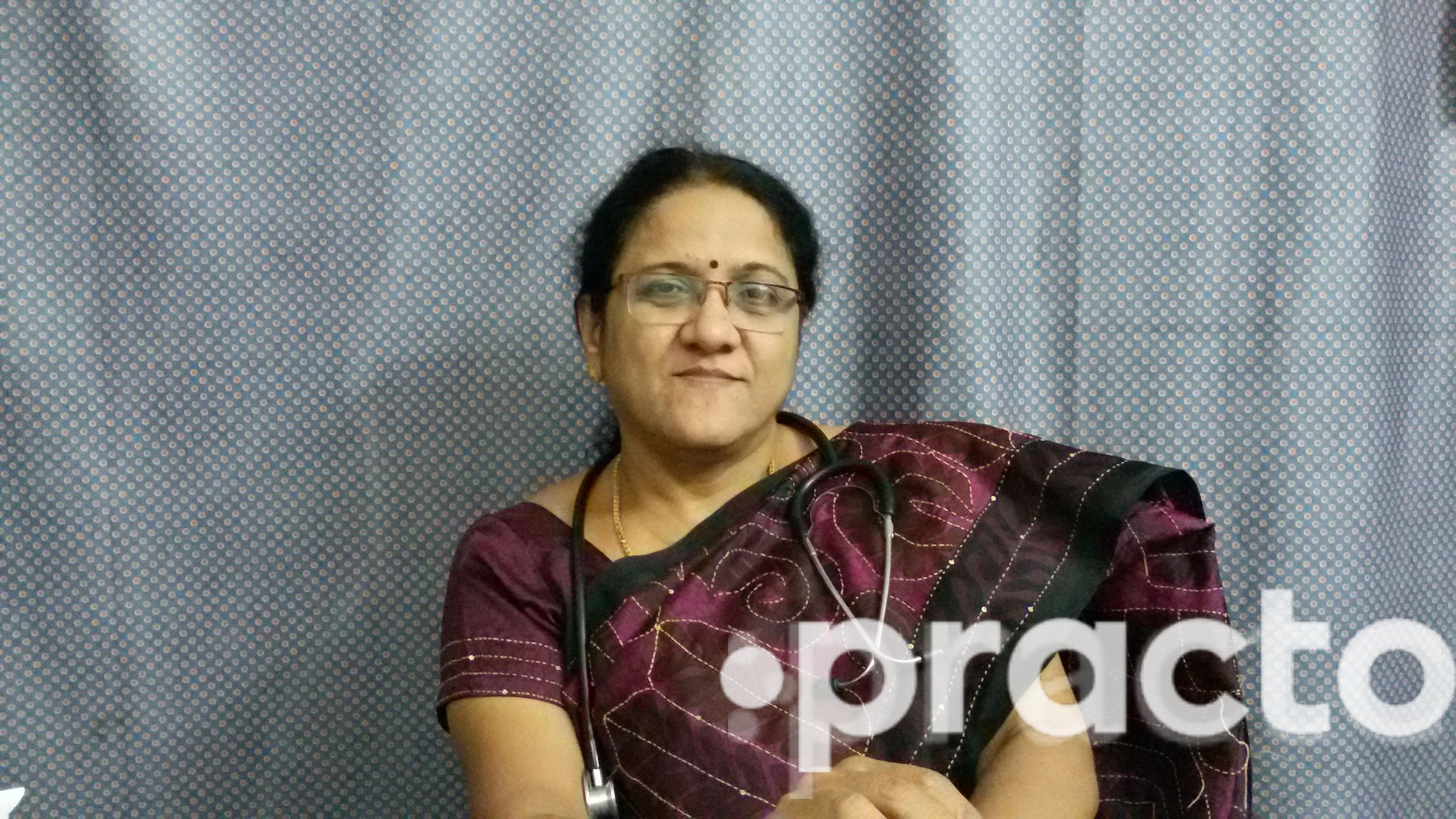 Dr. Vijayashri - Gynecologist/Obstetrician