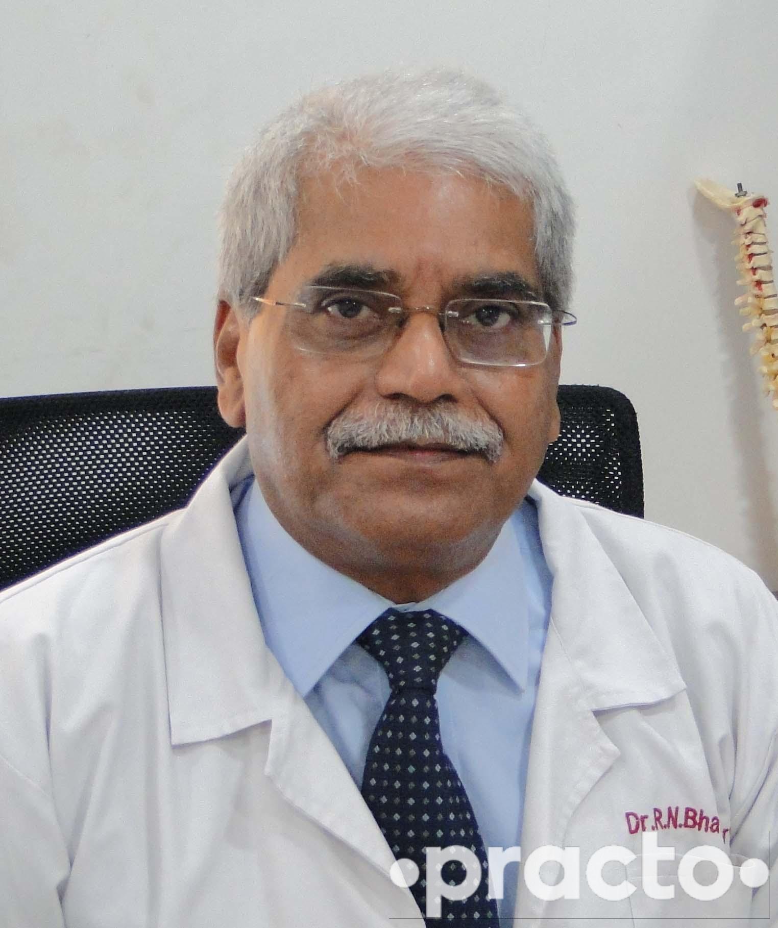 Dr R N Bhattacharya Neurosurgeon Book Appointment Online View Fees Feedbacks Practo