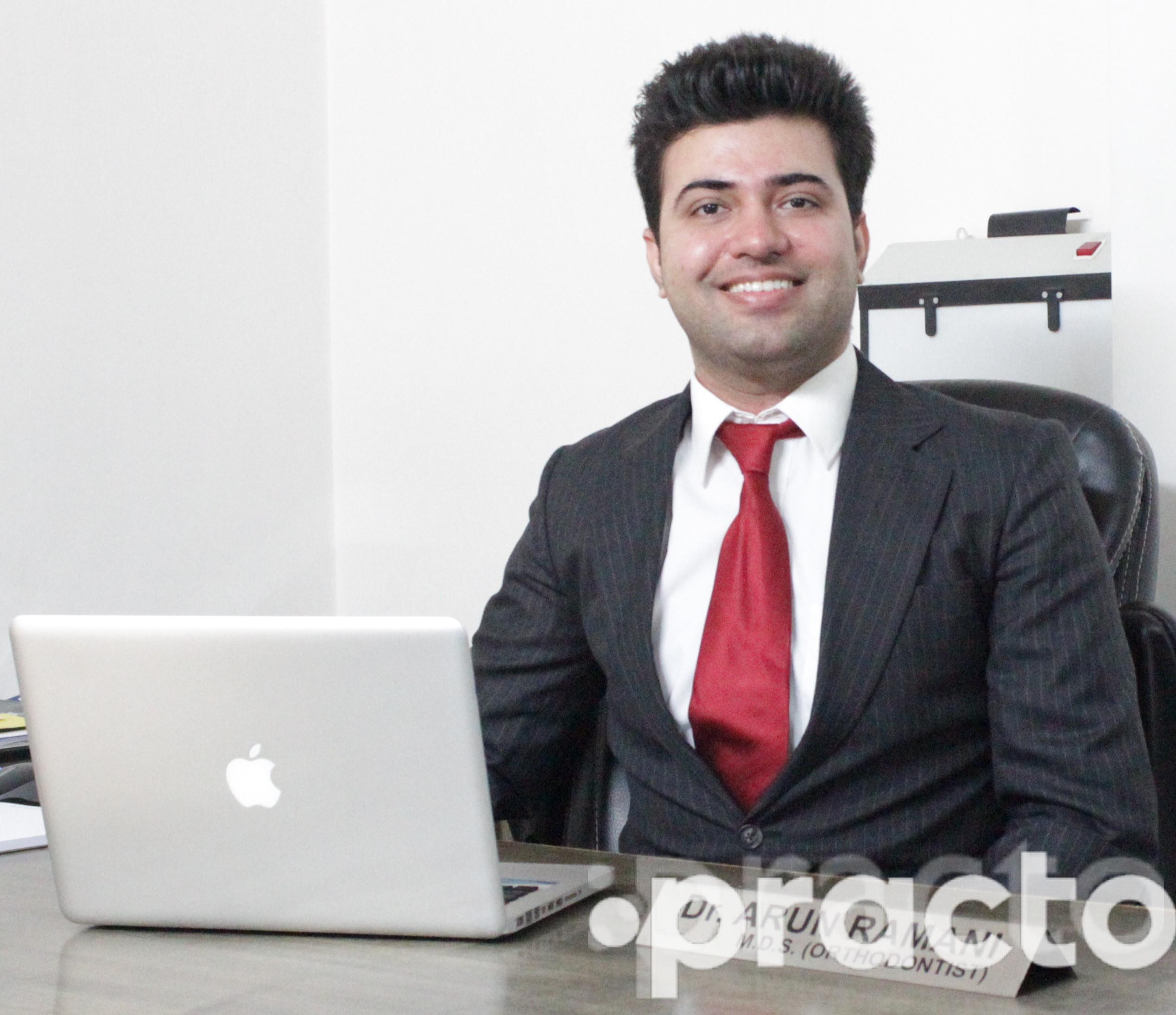 Dr. Arun Ramani - Dentist