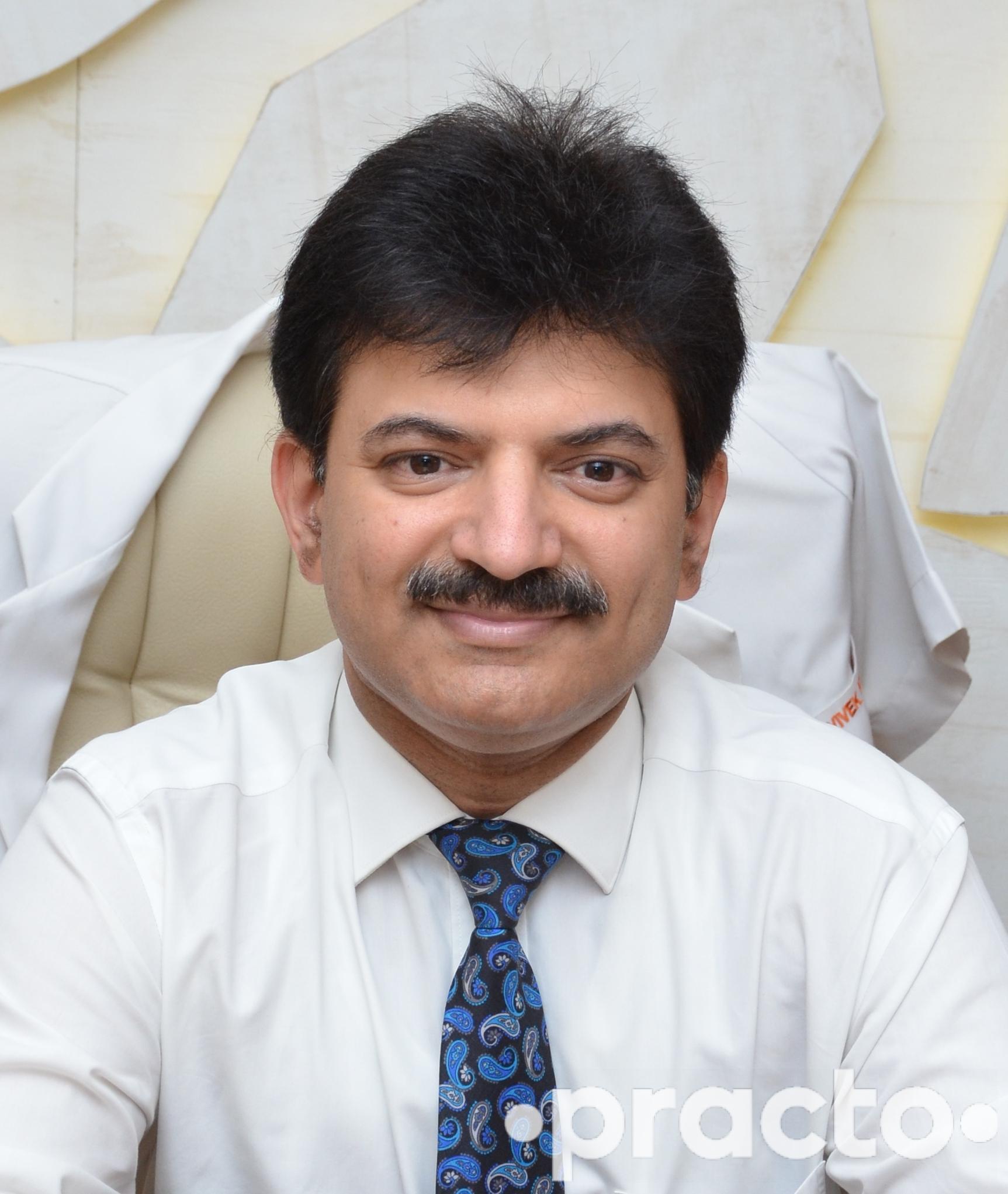 Dr. Vivek Khanna - Dentist