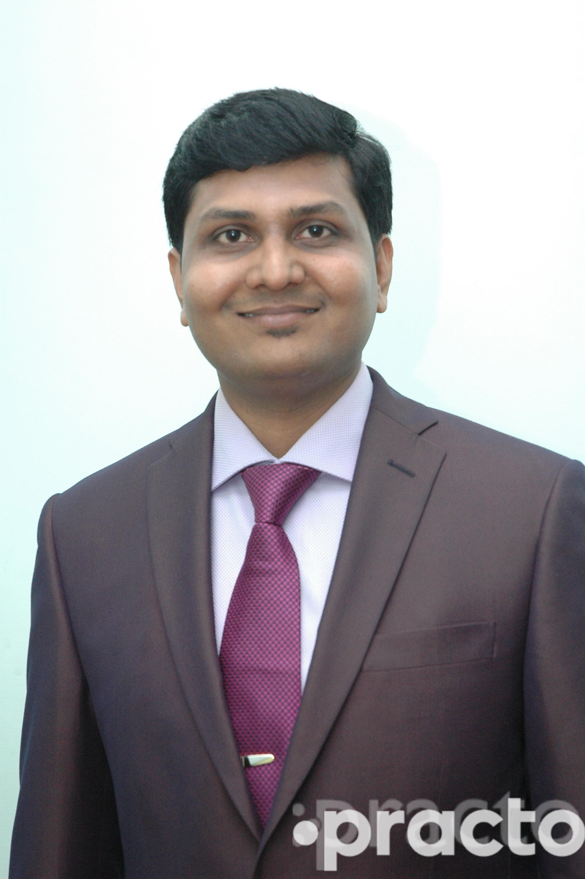 Dr. Umesh D Falak - Physiotherapist