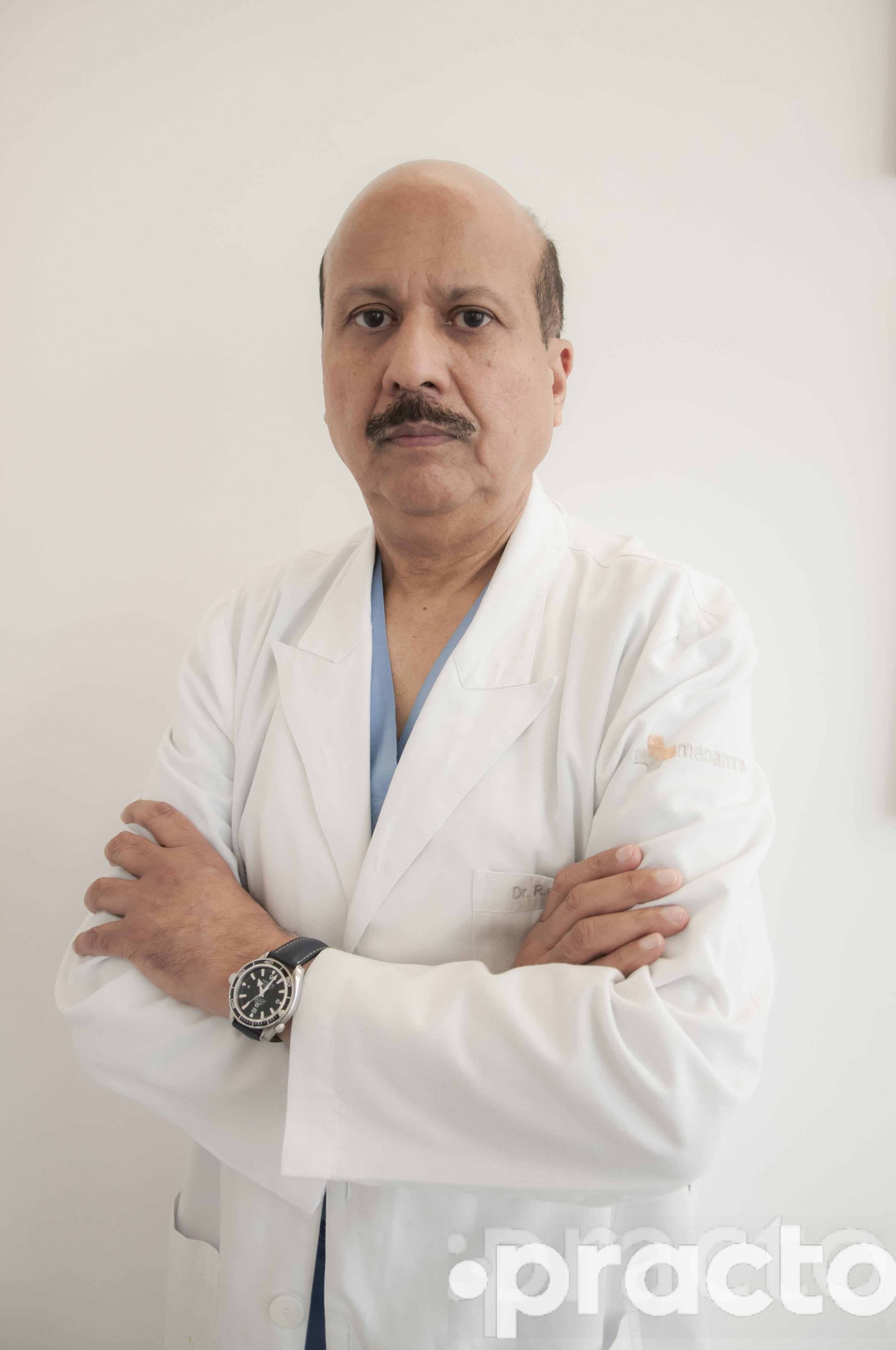 Dr. R.R. Kasliwal - Cardiologist