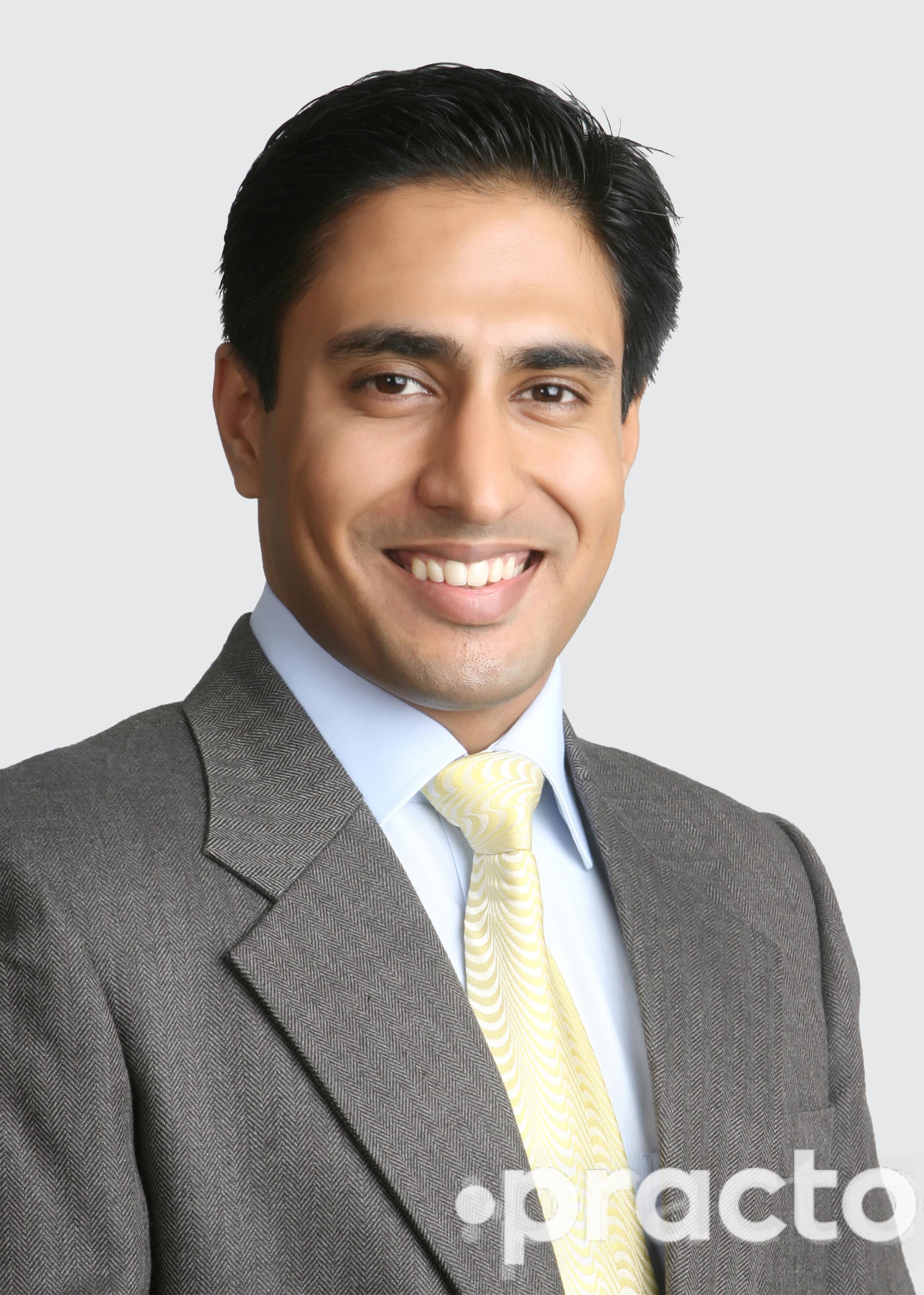 Dr. Ankur Aggarwal - Dentist