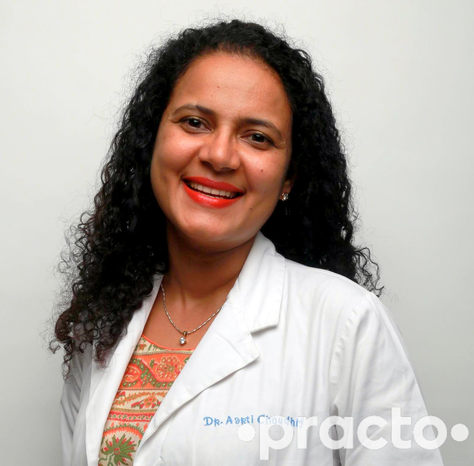 Dr. Aarti Surbhit Choudhry - Ophthalmologist