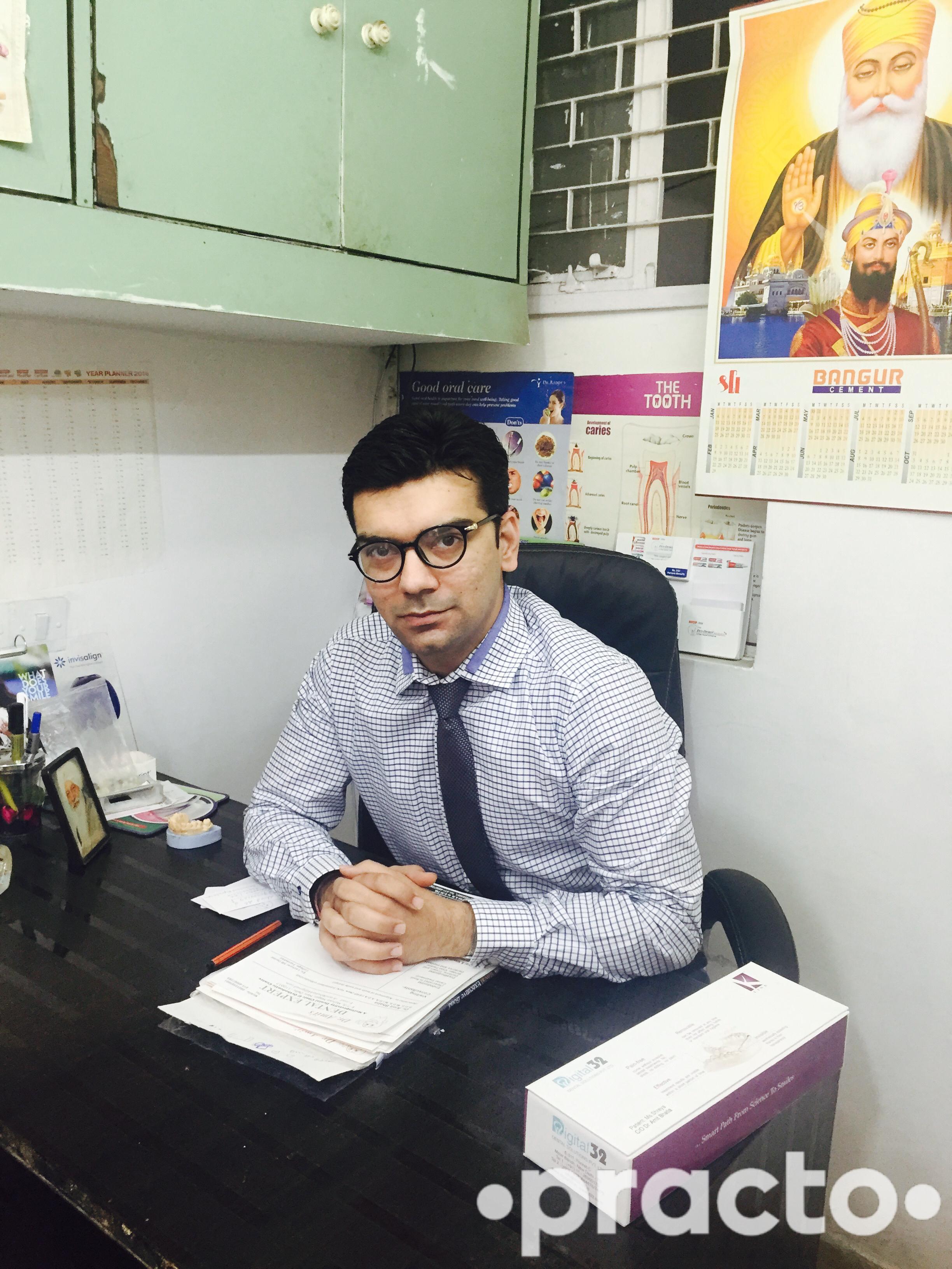 Dr. Amit Bhatia - Dentist