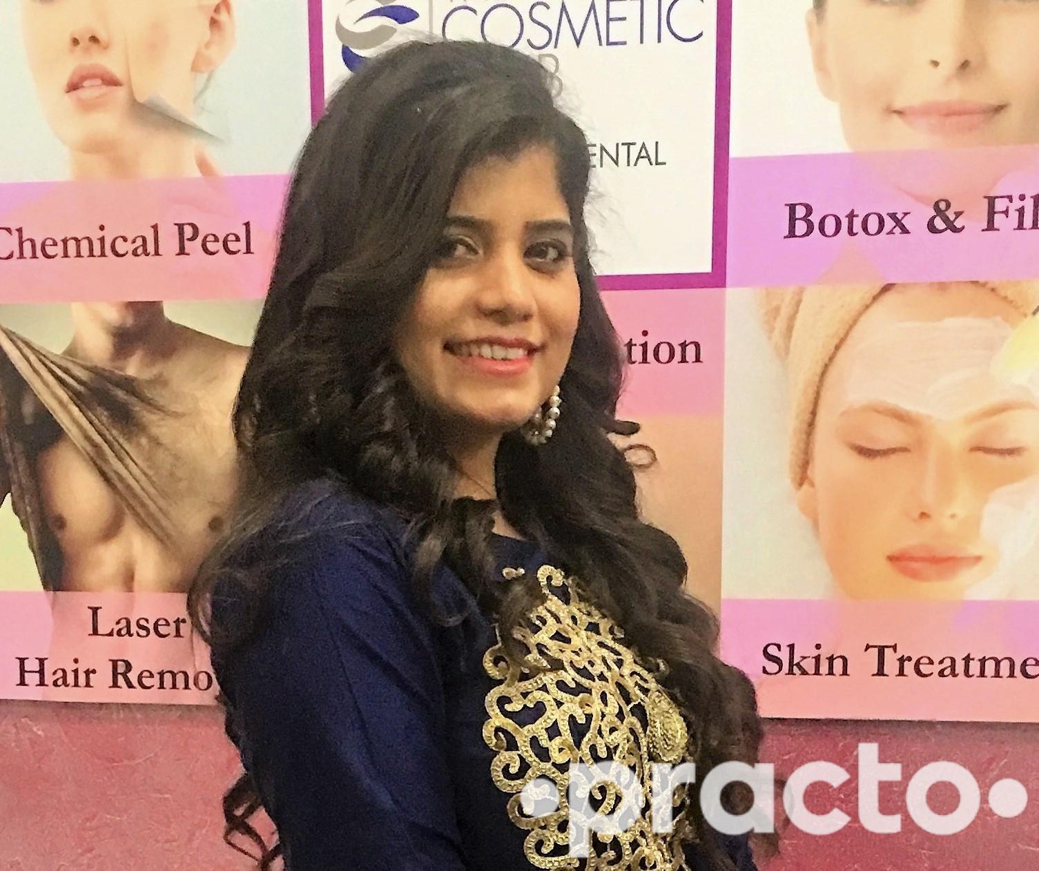 Dr. Monica Kapoor - Dermatologist