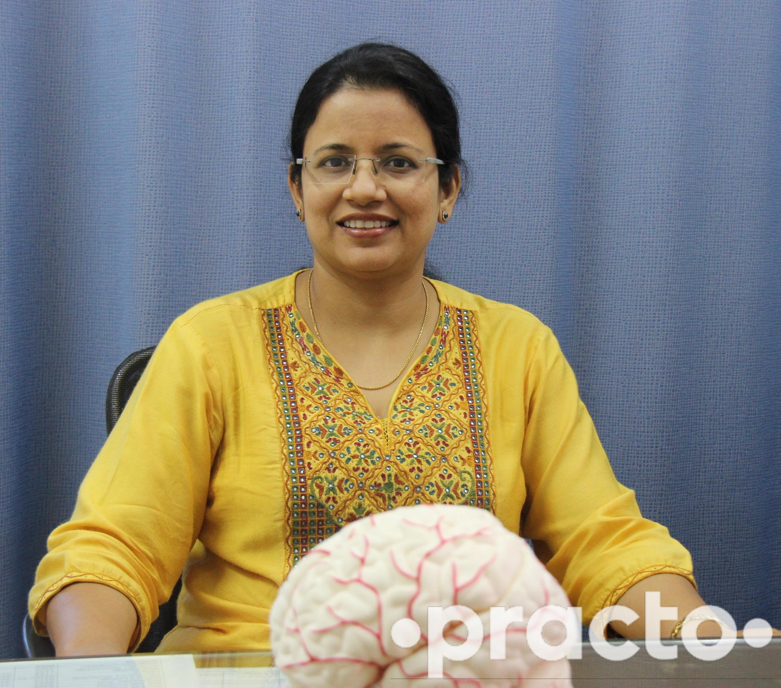 Dr  Neelu Desai - Pediatric Neurologist - Book Appointment Online