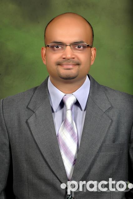Dr. Ritesh Gupta - Ophthalmologist