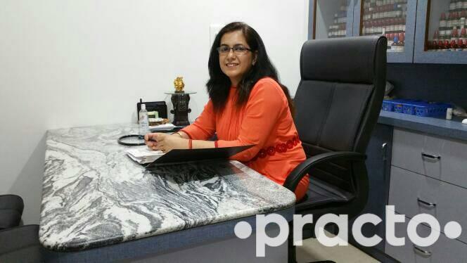 Dr. Anshita Singh Rathore - Homoeopath