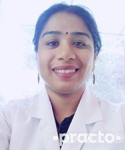 Dr. Shwetha - Dentist