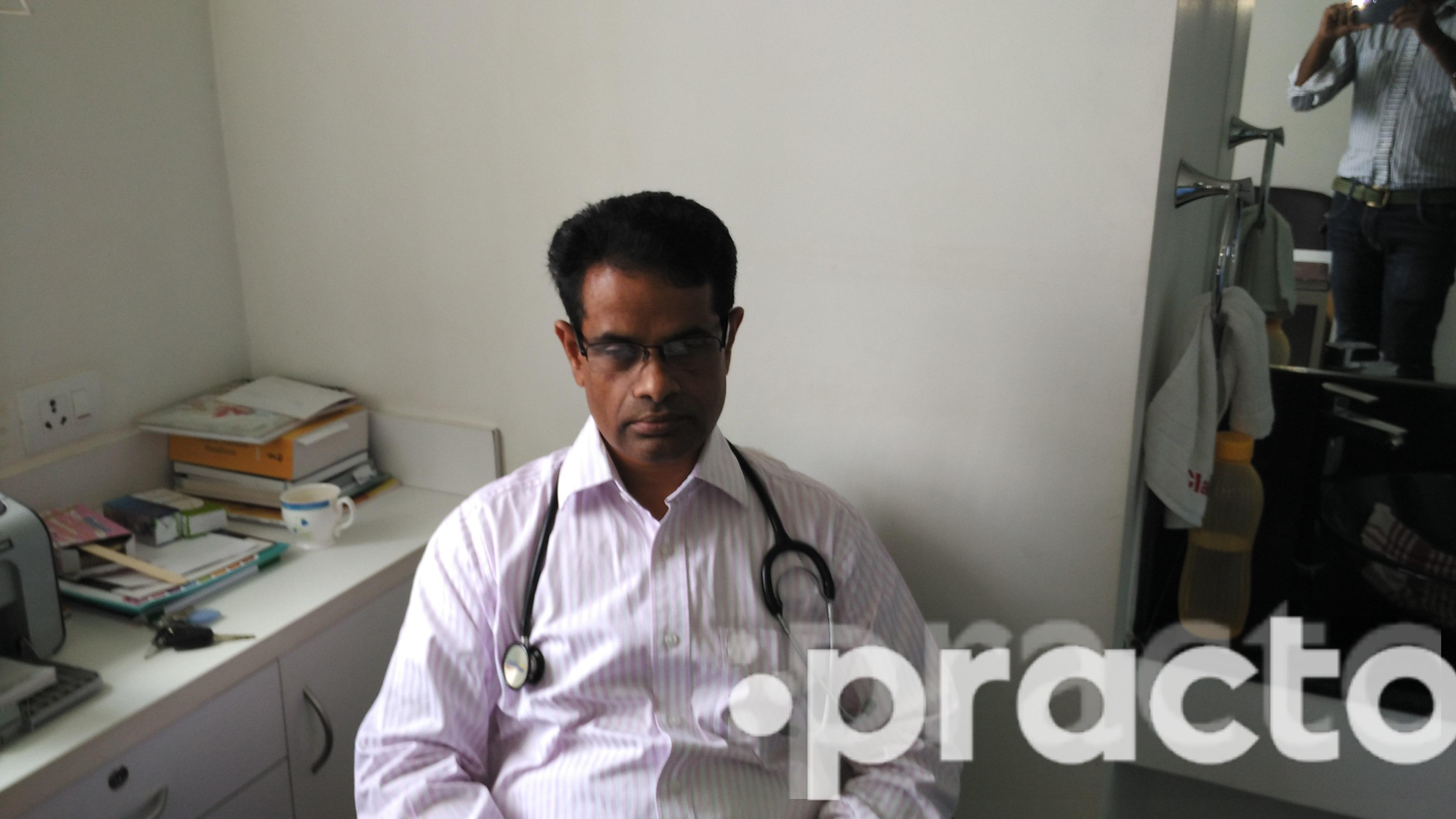 Dr. Ravindranath S - Pediatrician