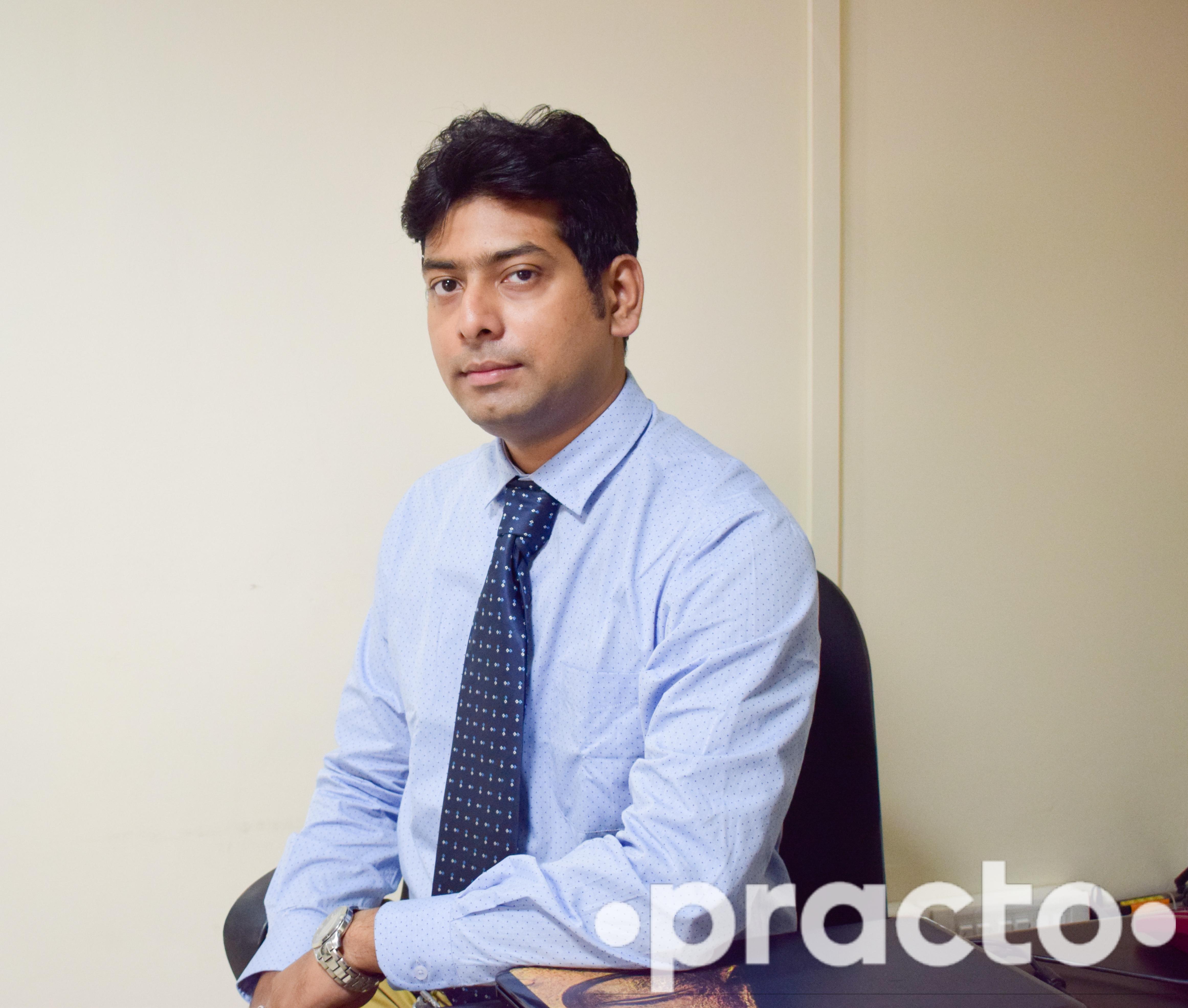Dr. Sukrit Debnath (PT)