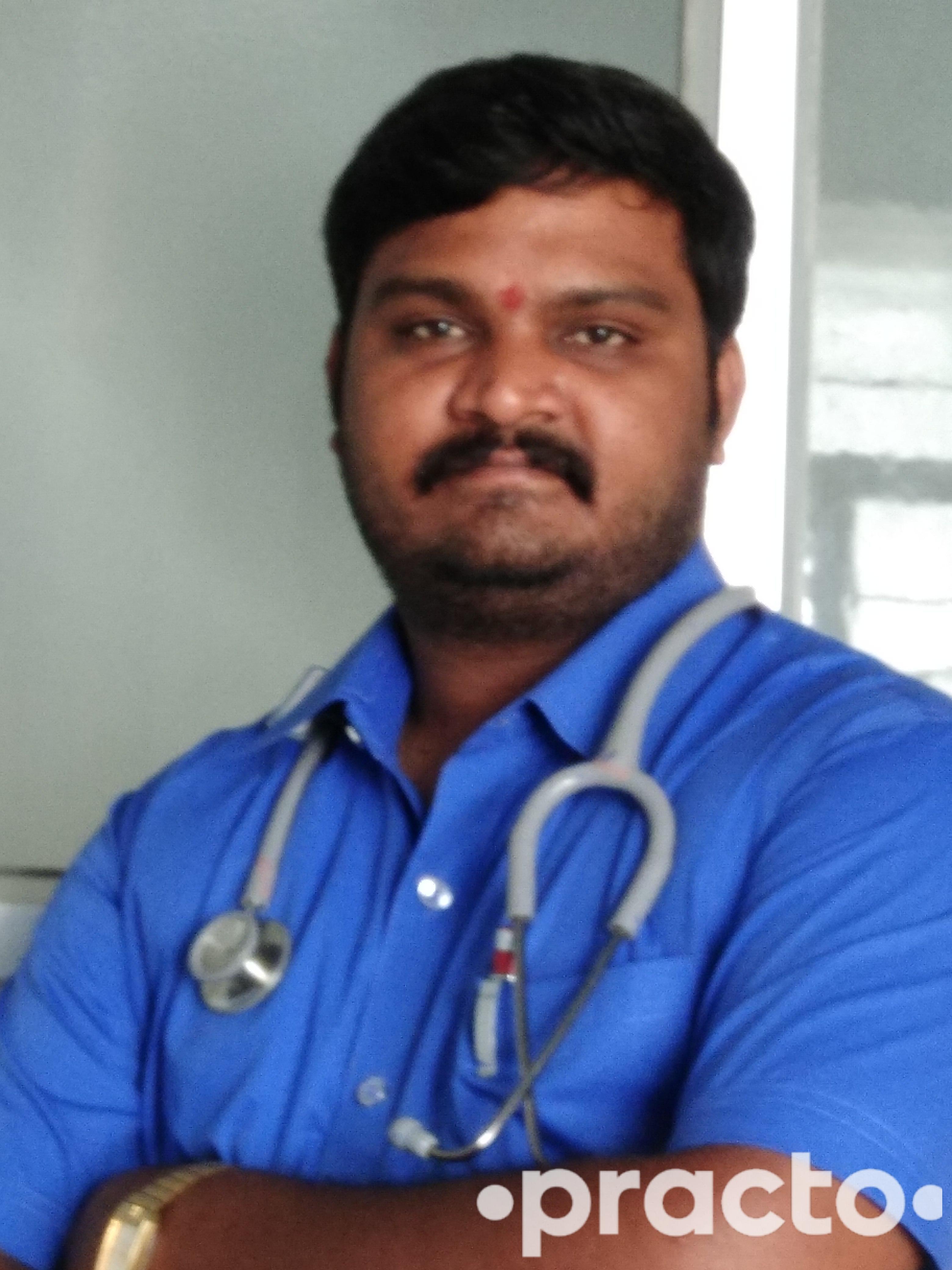 Dr. Raghavendra Kalla (PT) - Physiotherapist