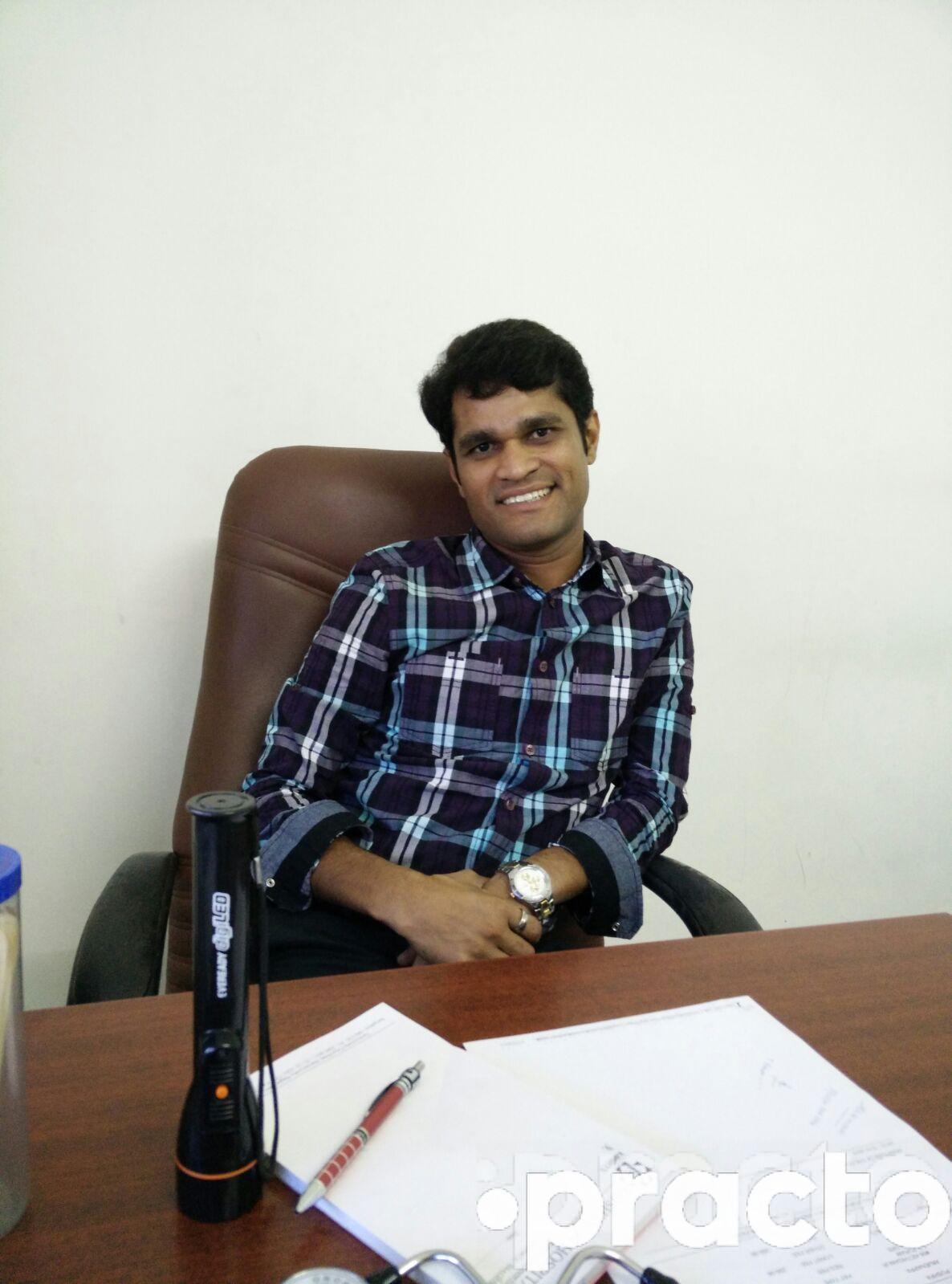 Dr. Mukesh K Bangera - General Physician
