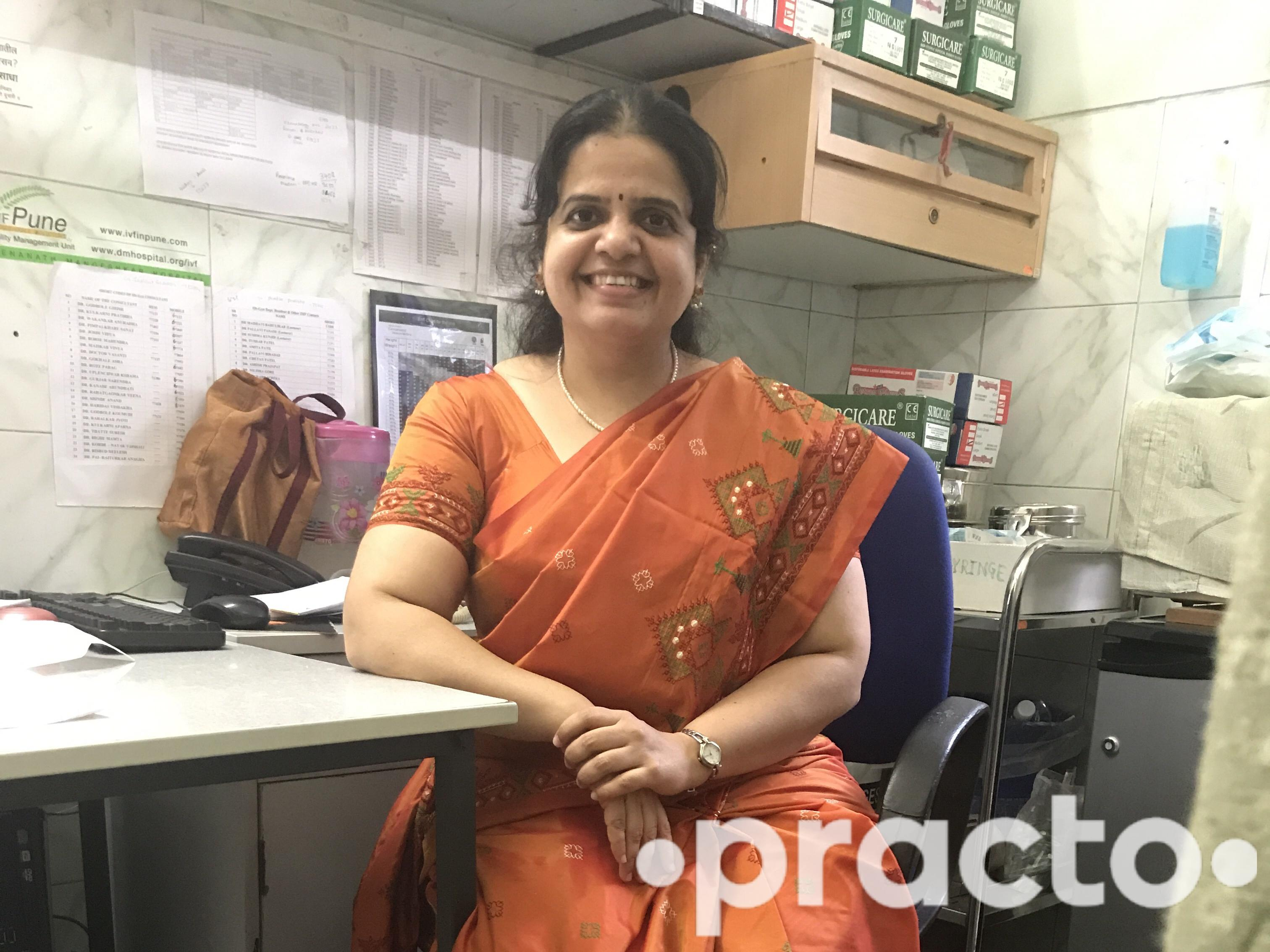 Dr  Arundhati S Kanade - Gynecologist - Book Appointment