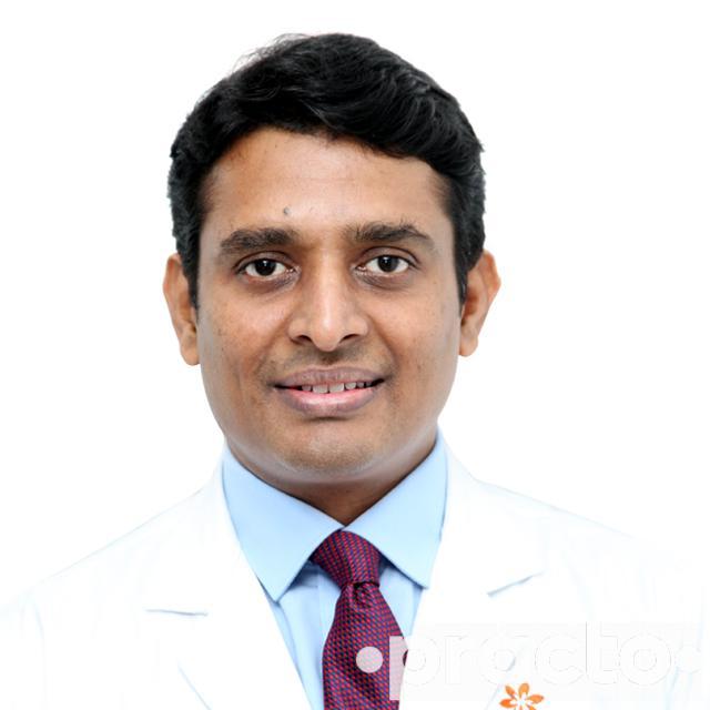 Dr. Raja Sekhar Reddy.G - Neurologist