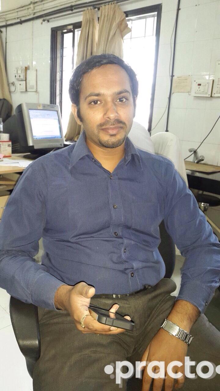 Dr. Ganesh Jadhav - Dentist
