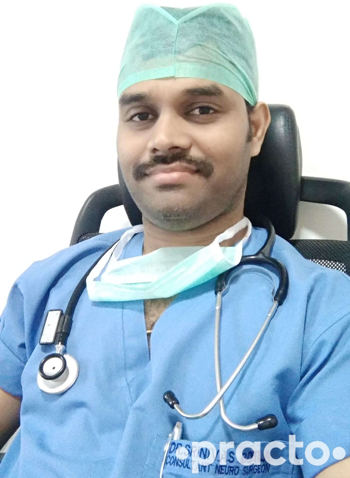 Dr. Srinivas Botla - Neurosurgeon