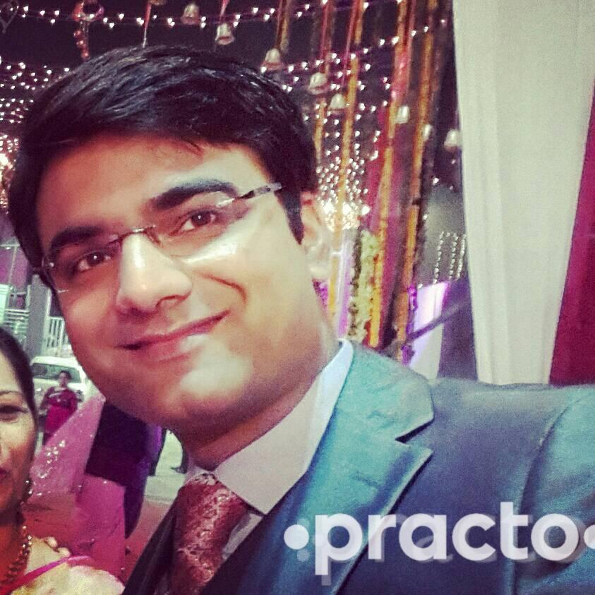 Dr. Rajat Mehndiratta - Dentist
