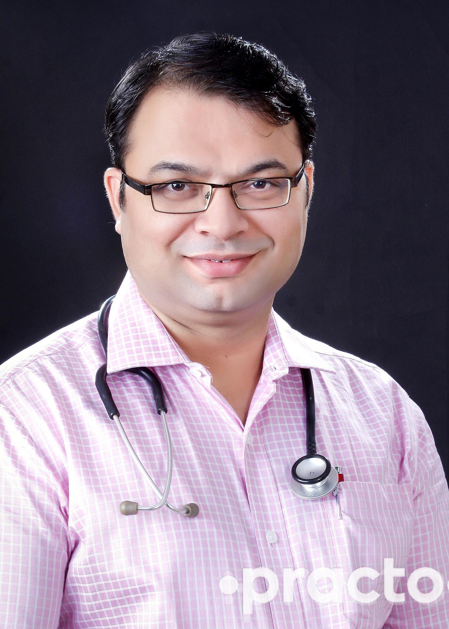 Dr. Ankush Arya - Ear-Nose-Throat (ENT) Specialist