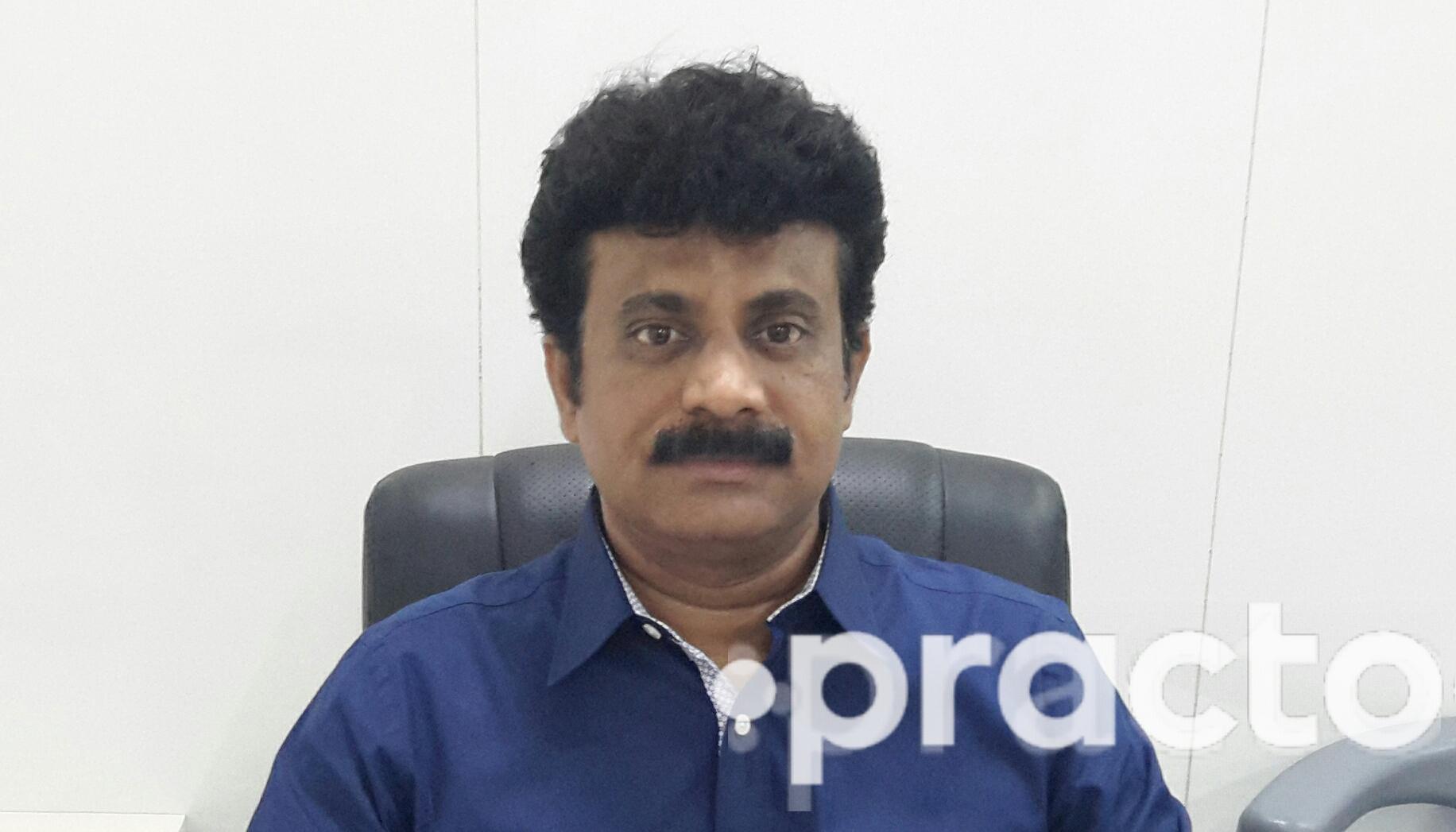Dr. K. Sanjay Babu - Dentist