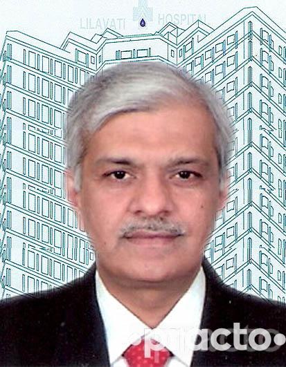 Dr. Bharat R. Shah - Psychiatrist