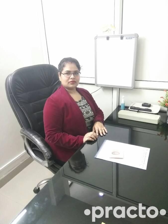 Dr. Shubhangi Agrawal (PT) - Physiotherapist