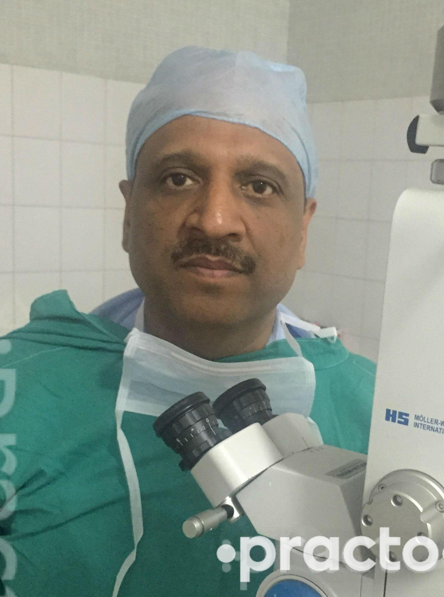 Dr. Sanjeev Gupta - Ophthalmologist
