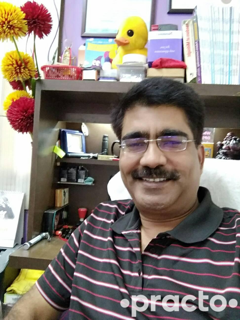 Dr. Rishikant Ojha - Pediatrician