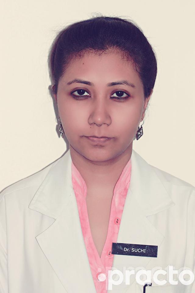 Dr. Suchismita Das - Dentist