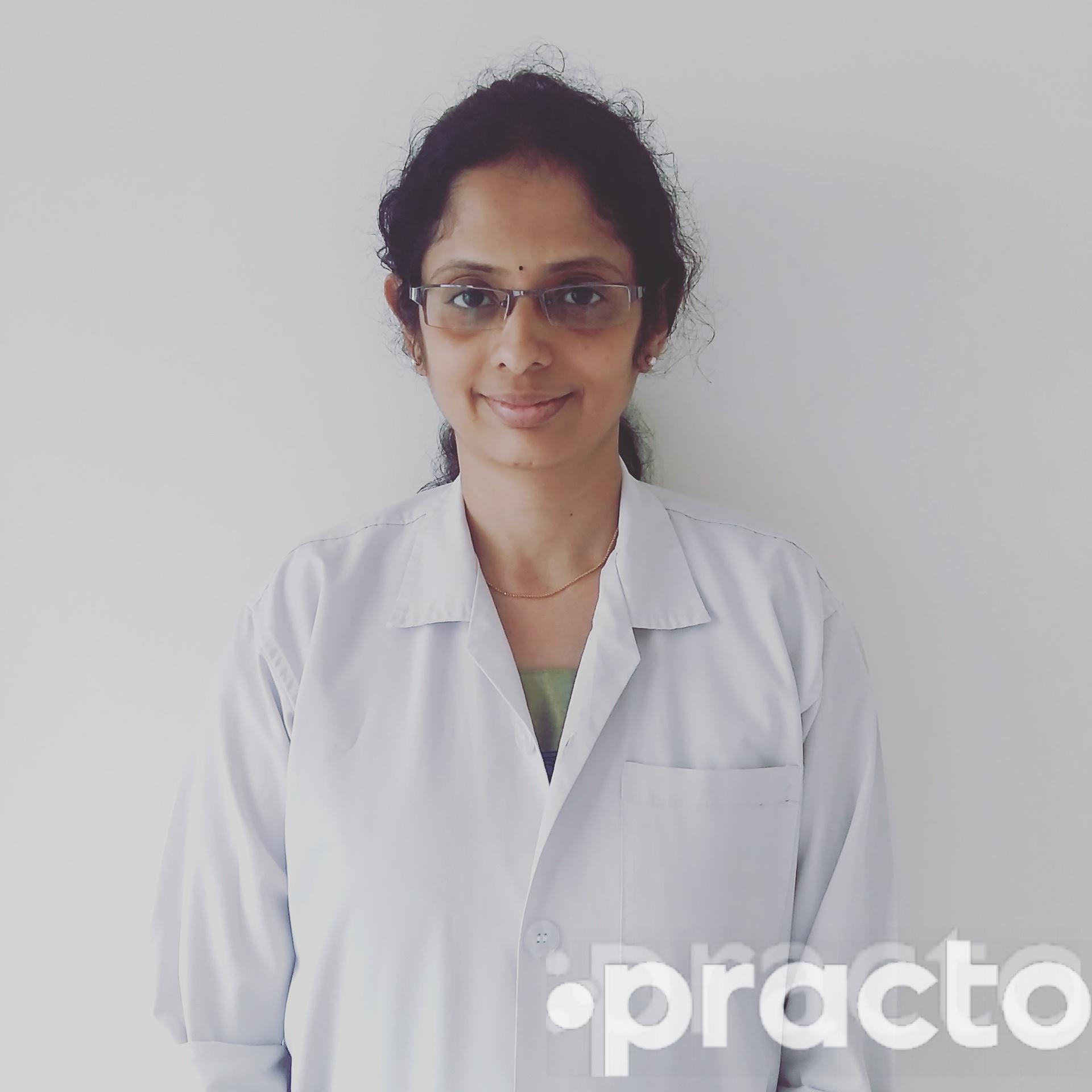 Dr. Haritha - Dentist