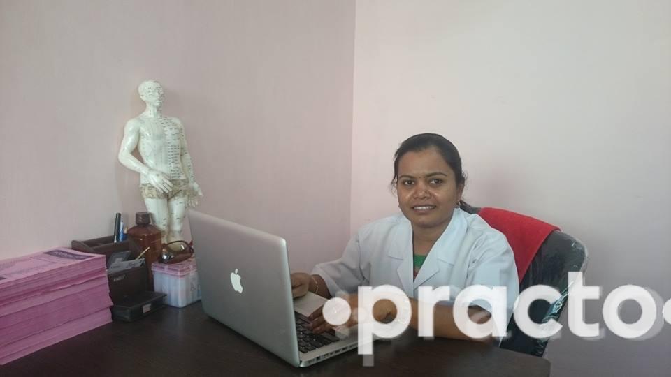 Dr. Renuka. M S - Acupuncturist