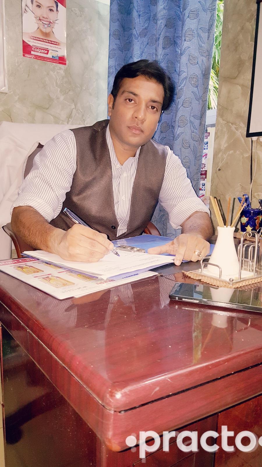 Dr. G.S.Naahar - Dentist