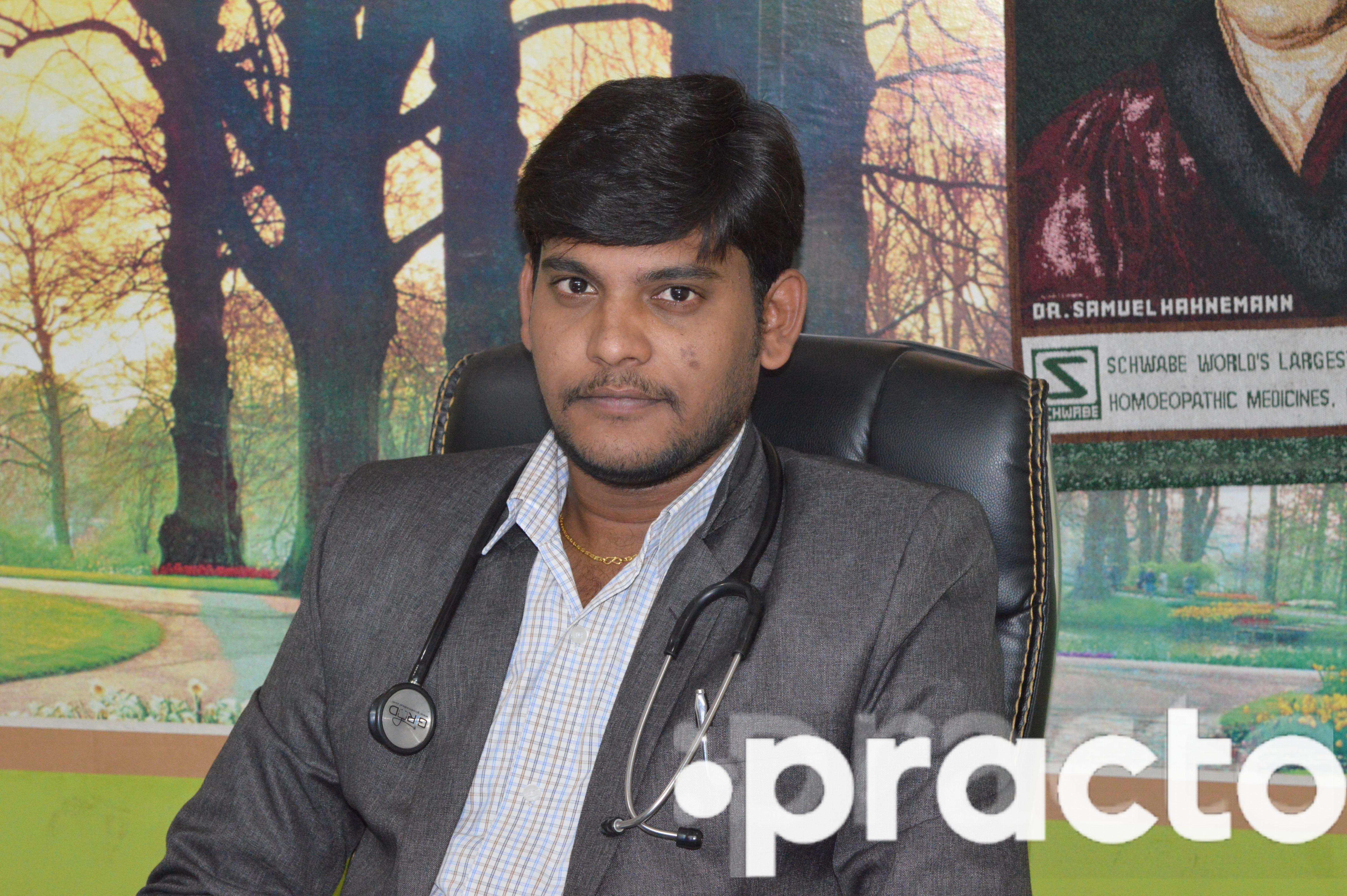 Dr. A.Shiva Kumar - Homoeopath